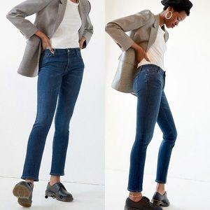 Warp + Weft Oakland straight piedmont jeans 31x28